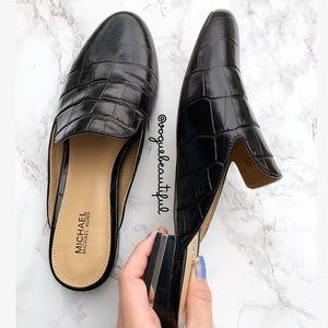 57c1af0ece5e MICHAEL Michael Kors Shoes - Michael Michael Kors Natasha Slide Mules